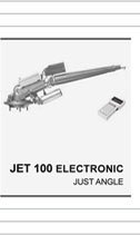 JET 100 ELECTRONIC Just Angle